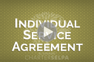 Webmodule for Individual Service Agreement Guide