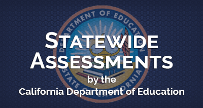 Webmodule for California Alternate Assessment