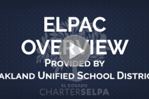 Image of ELPAC overview ENGLISH video