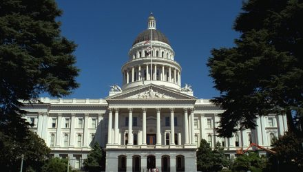 Photo of California State Capitol