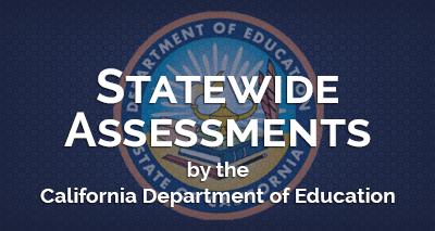 Webmodule for California Alternate Assessment