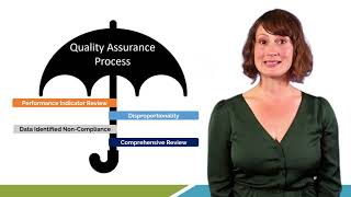 Link for Understanding the Quality Assurance Process (QAP): Overview