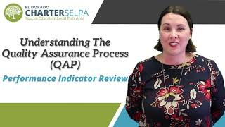 Link for Quality Assurance Process: Performance Indicator Review (PIR)