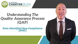 Link for Quality Assurance Process Overview: Data Identified Noncompliance (DINC)